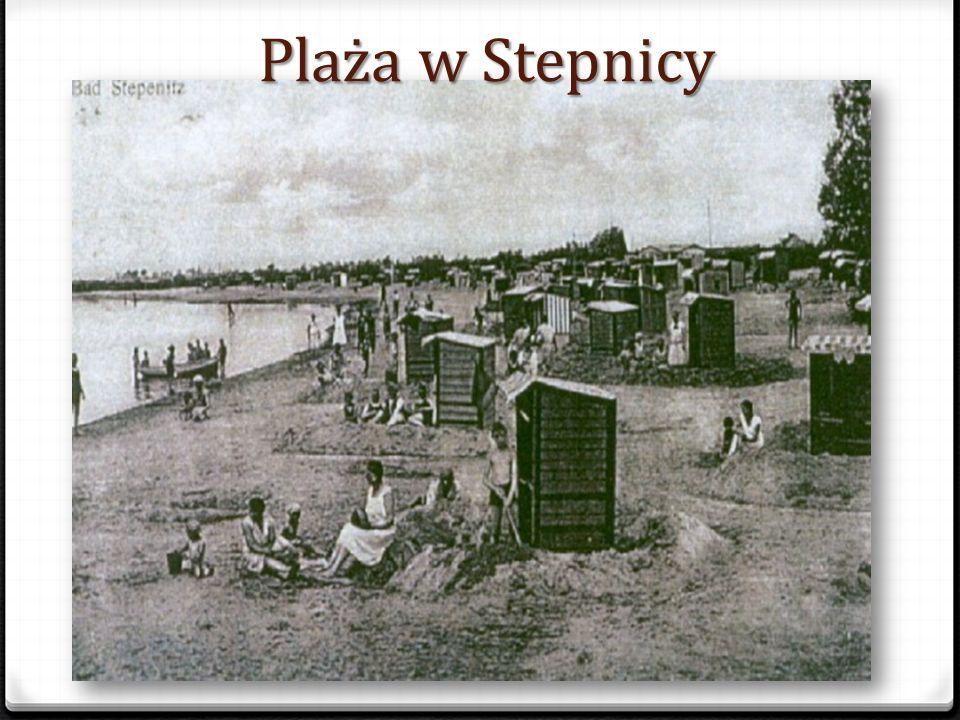 Plaża w Stepnicy