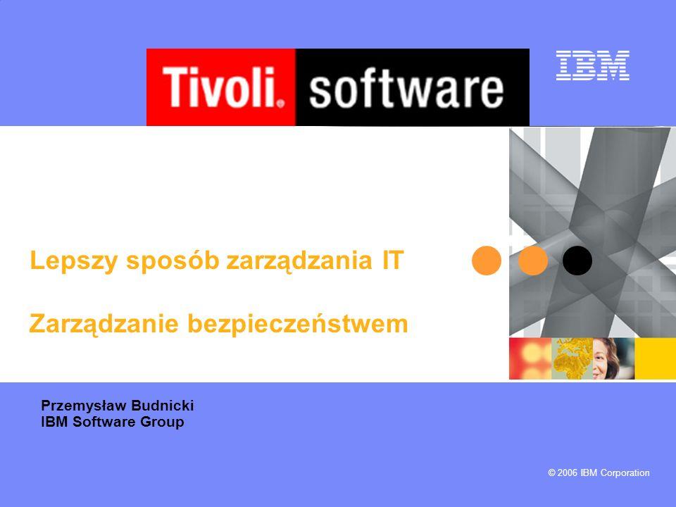 Lepszy sposób zarządzania IT Zarządzanie bezpieczeństwem