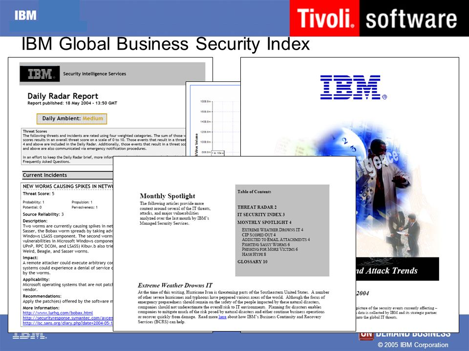 IBM Global Business Security Index