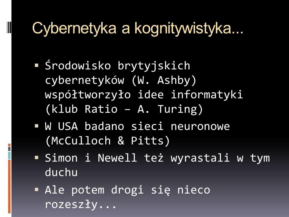 Cybernetyka a kognitywistyka...