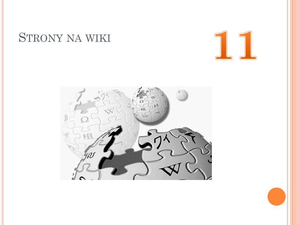 Strony na wiki 11