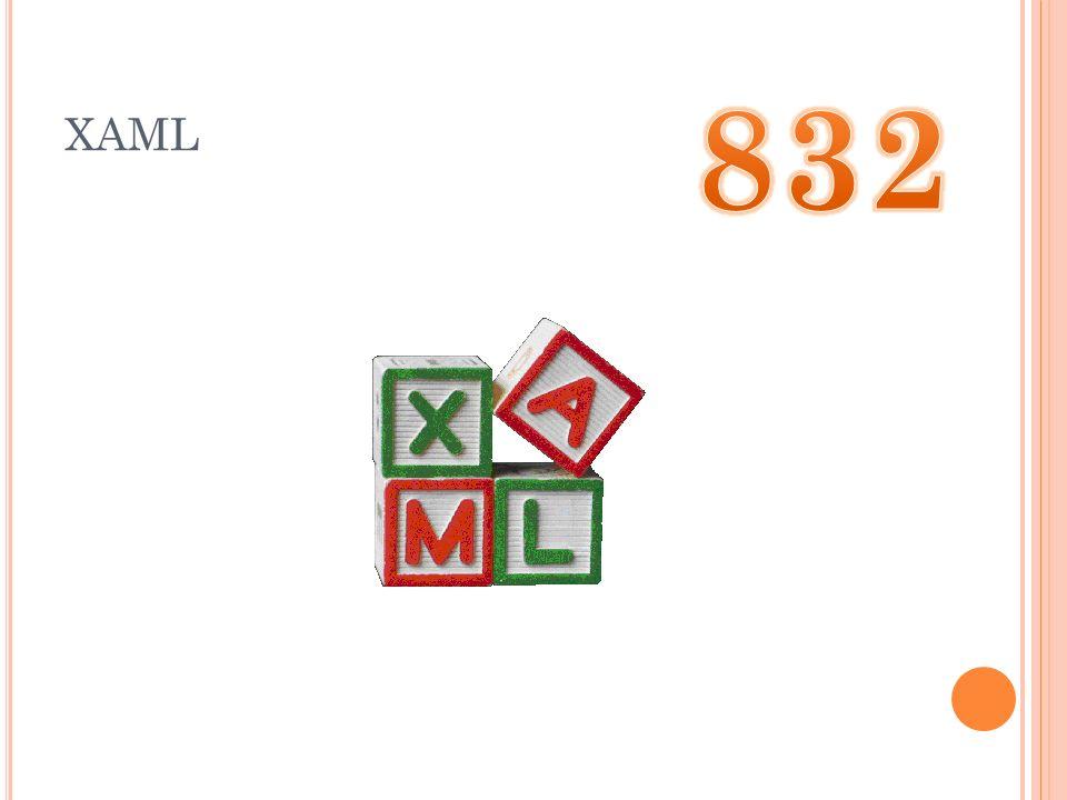 XAML 832