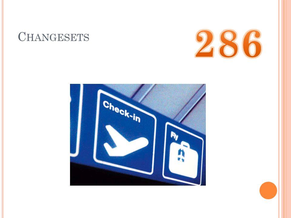 Changesets 286