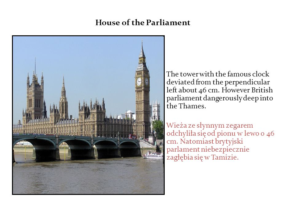 House of the Parliament