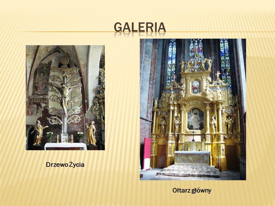 galeria Drzewo Życia Ołtarz główny