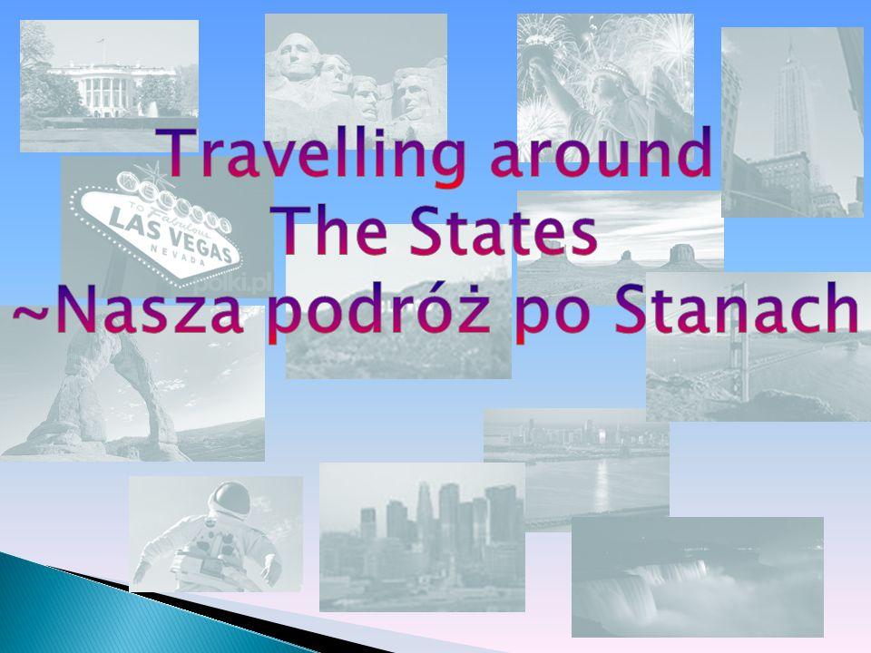~Nasza podróż po Stanach