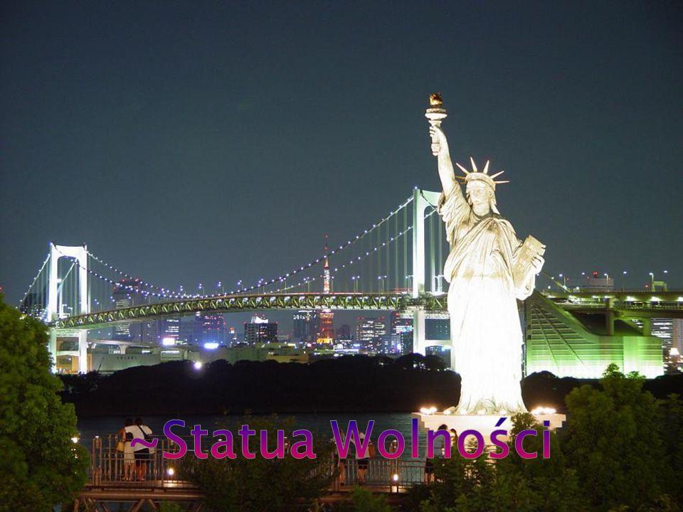 ~Statua Wolności
