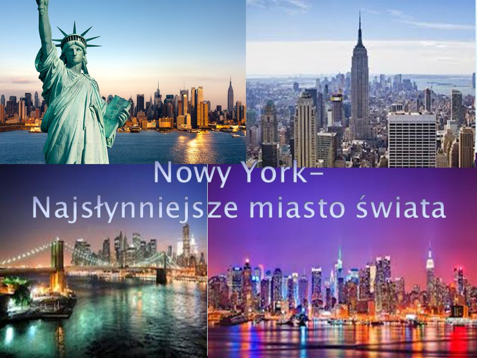 Najsłynniejsze miasto świata