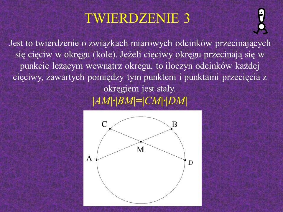 TWIERDZENIE 3