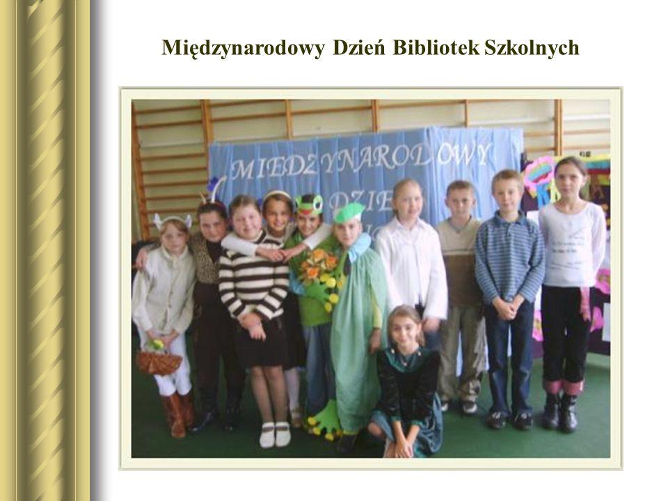 Międzynarodowy Dzień Bibliotek Szkolnych
