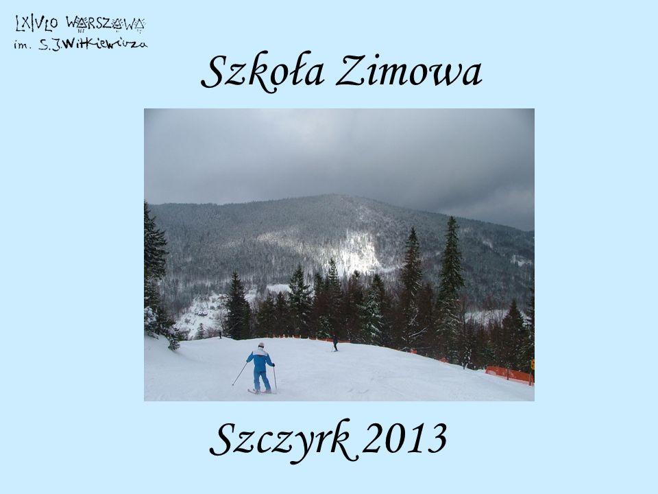 Szkoła Zimowa Szczyrk 2013