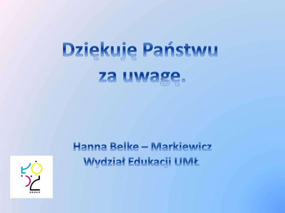Hanna Belke – Markiewicz