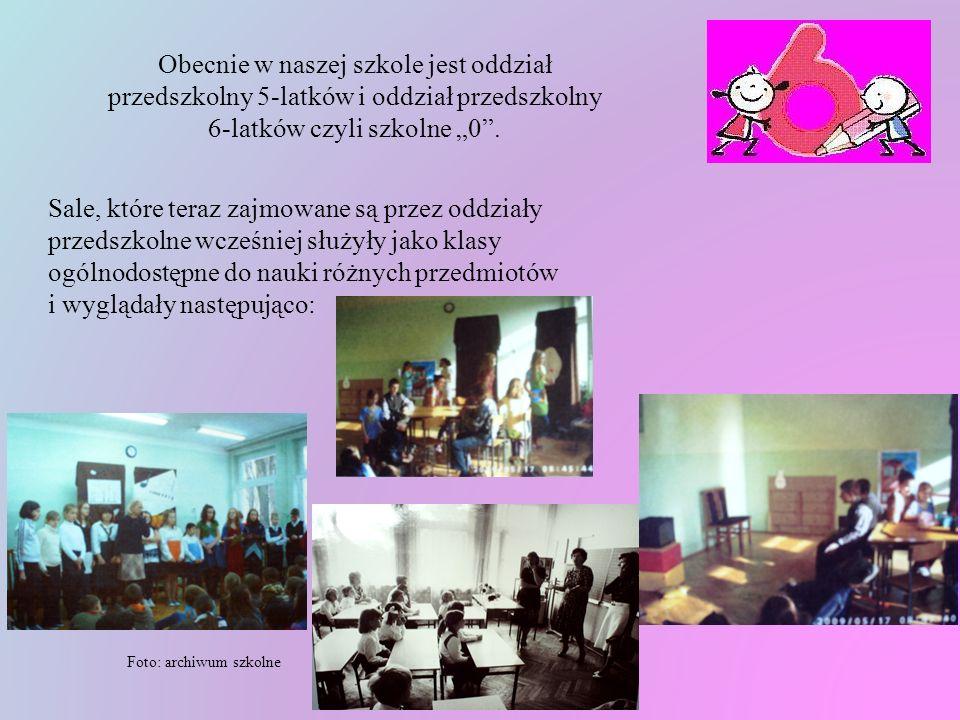 Foto: archiwum szkolne