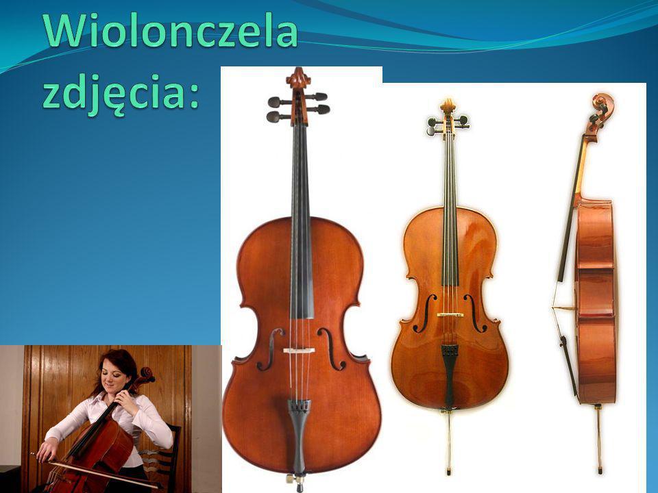 Wiolonczela zdjęcia: