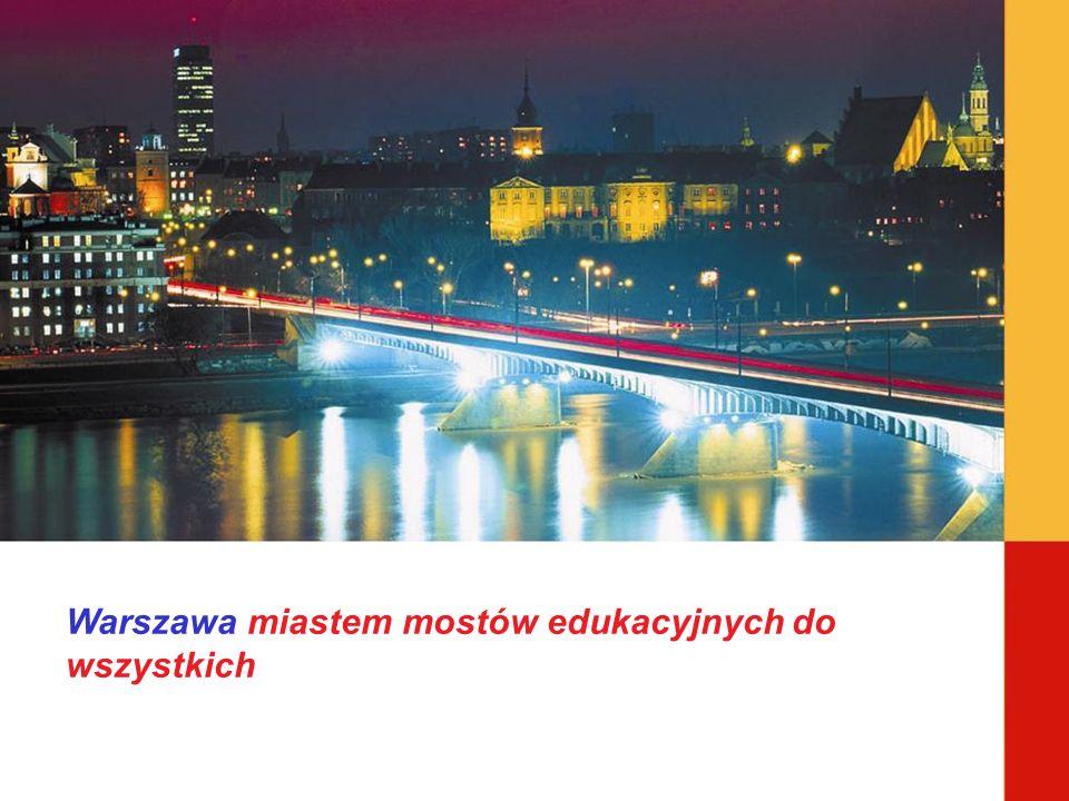 Warszawa miastem mostów edukacyjnych do wszystkich