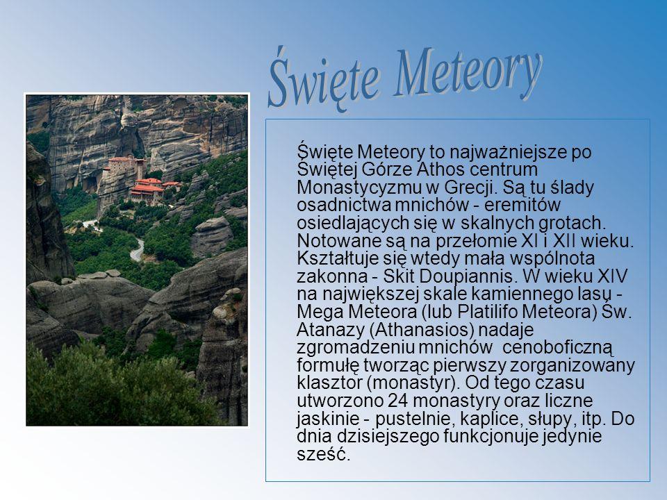 Święte Meteory