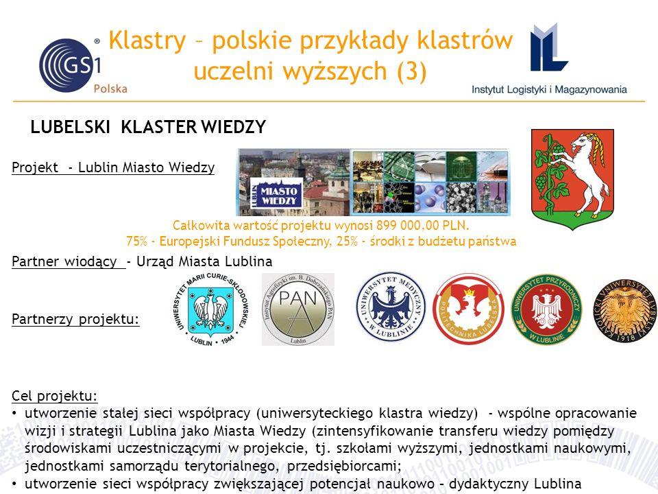 Klastry – polskie przykłady klastrów uczelni wyższych (3)