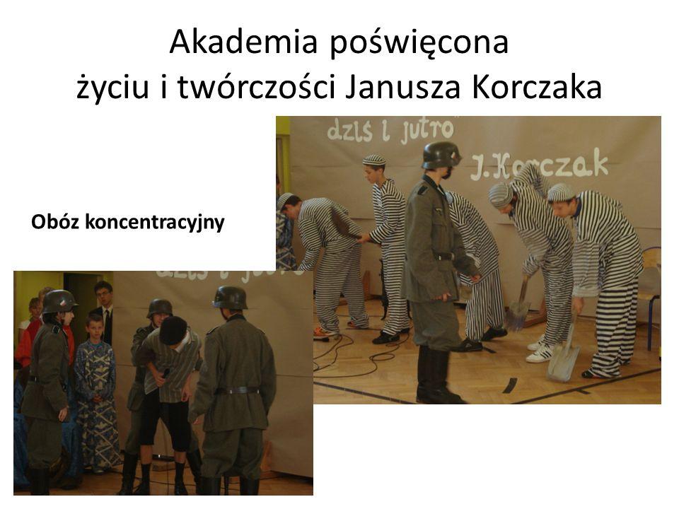 Akademia poświęcona życiu i twórczości Janusza Korczaka