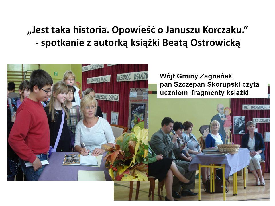 """""""Jest taka historia. Opowieść o Januszu Korczaku"""