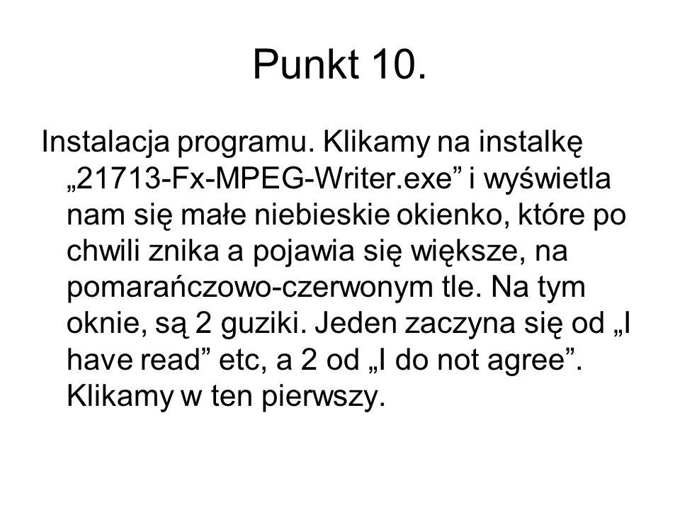 Punkt 10.