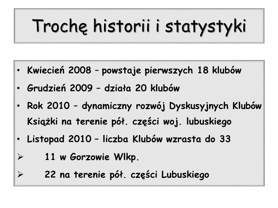 Trochę historii i statystyki