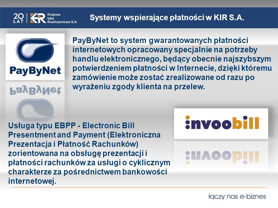 Systemy wspierające płatności w KIR S.A.