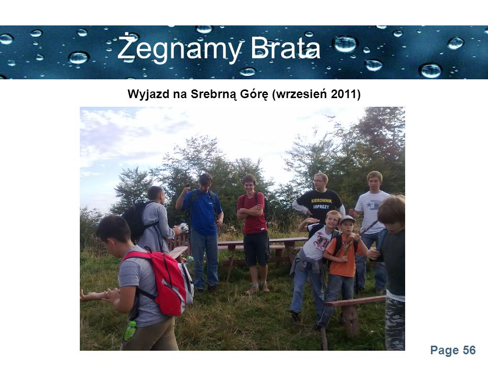 Wyjazd na Srebrną Górę (wrzesień 2011)