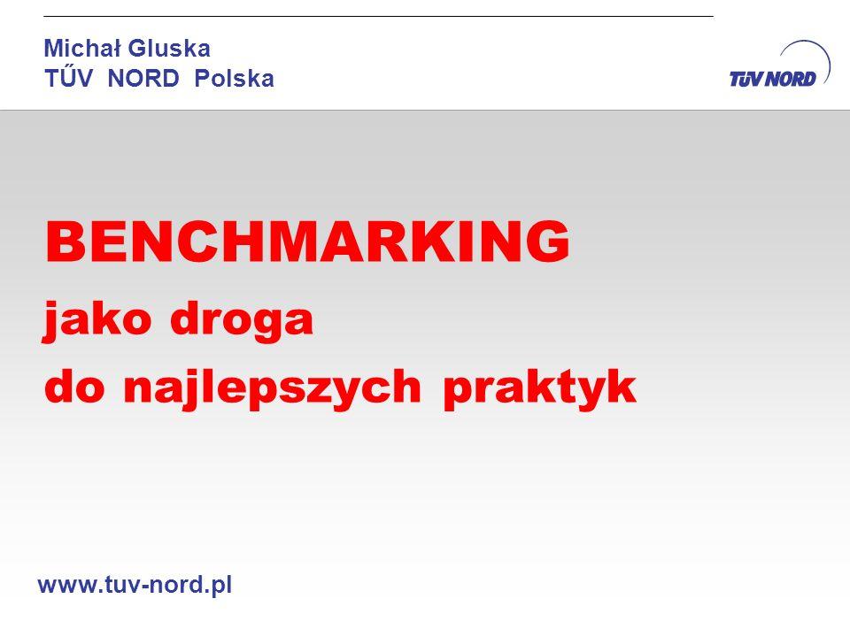 Michał Gluska TŰV NORD Polska