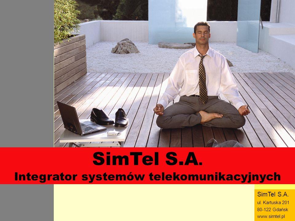 Integrator systemów telekomunikacyjnych