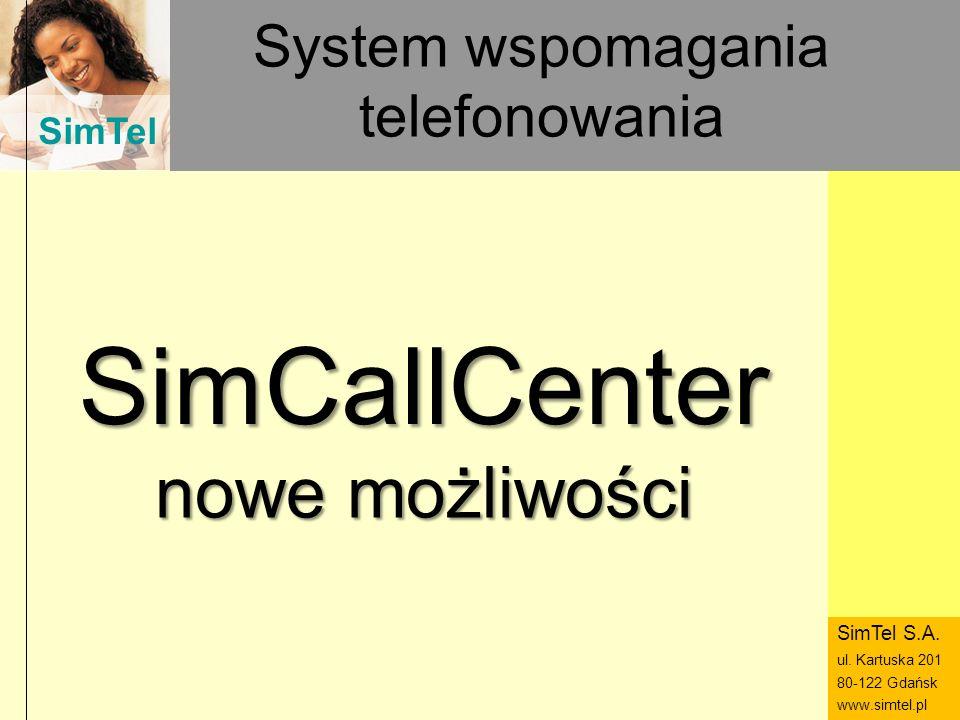 System wspomagania telefonowania