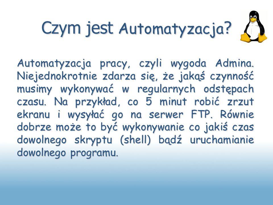 Czym jest Automatyzacja
