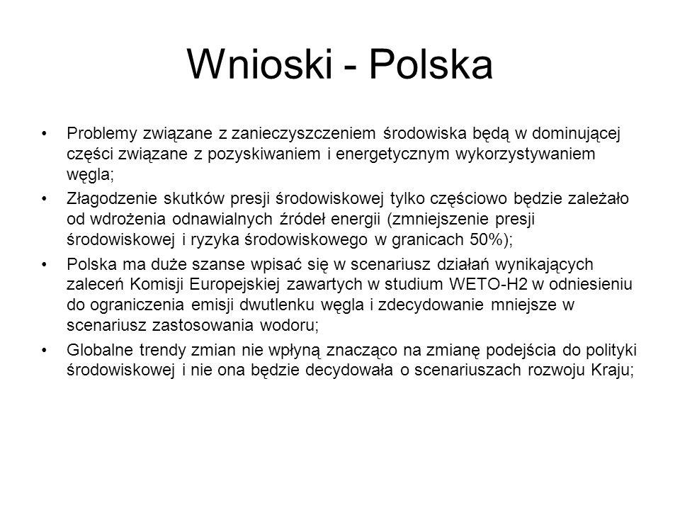 Wnioski - Polska