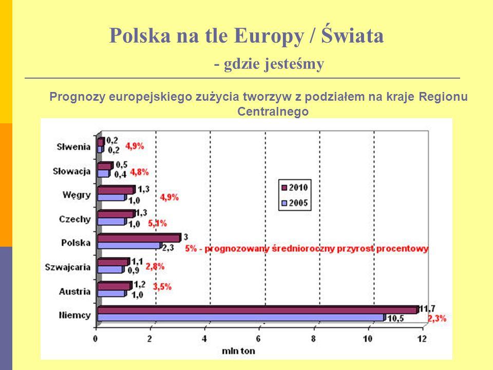 Polska na tle Europy / Świata - gdzie jesteśmy