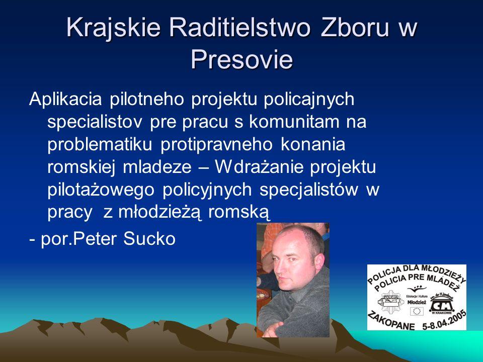 Krajskie Raditielstwo Zboru w Presovie