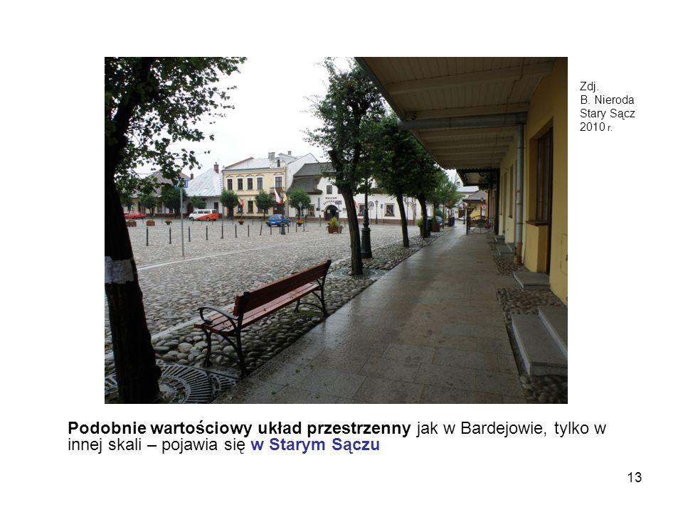 Zdj. B. Nieroda. Stary Sącz. 2010 r.