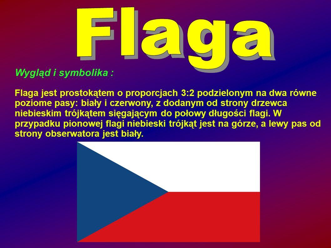 Flaga Wygląd i symbolika :