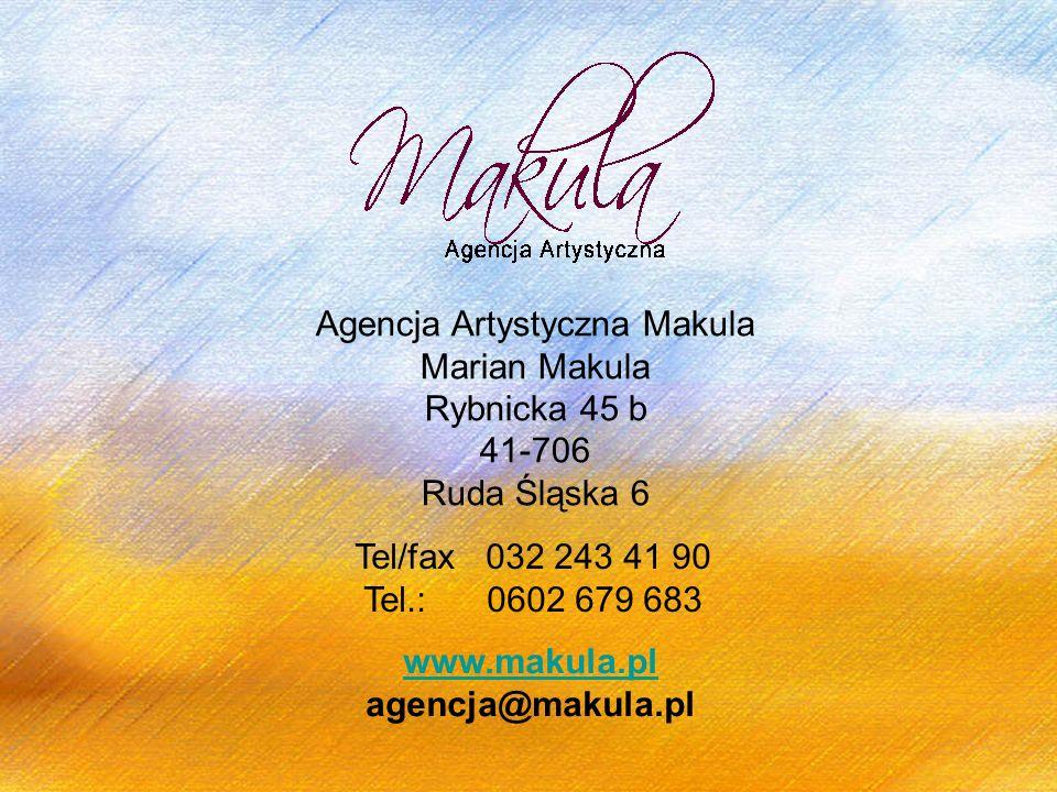 Agencja Artystyczna Makula