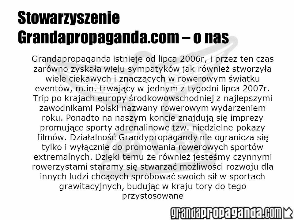 Stowarzyszenie Grandapropaganda.com – o nas