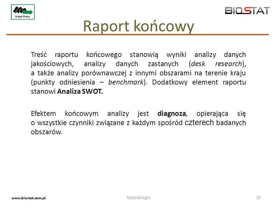 Raport końcowy