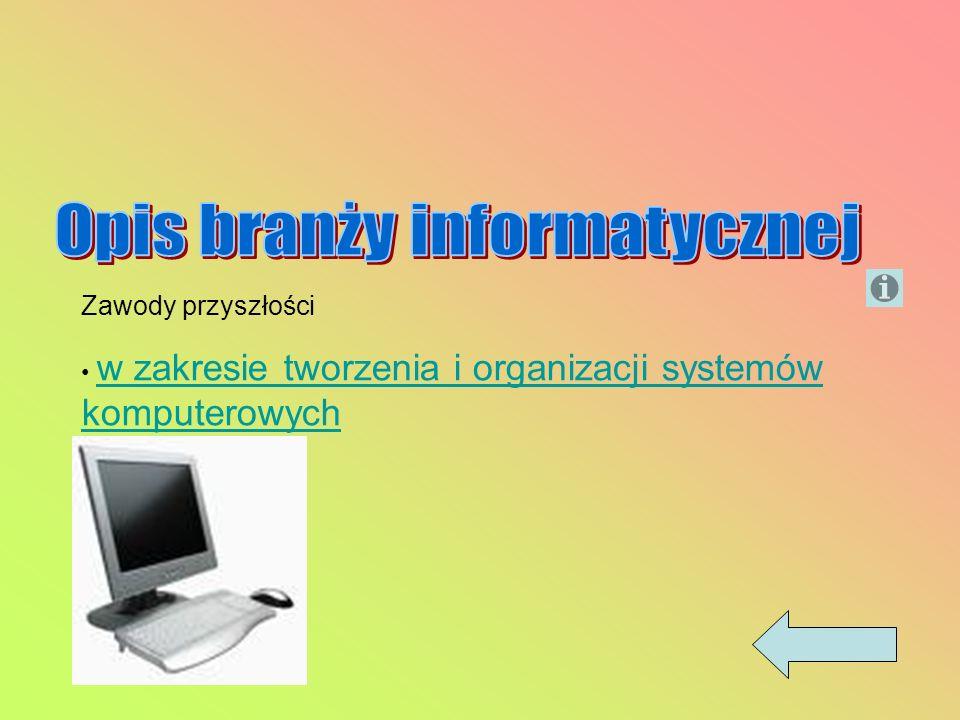 Opis branży informatycznej