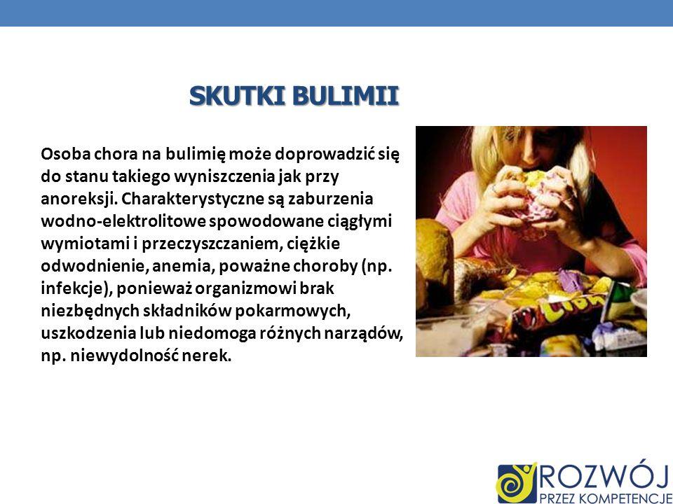Skutki bulimii