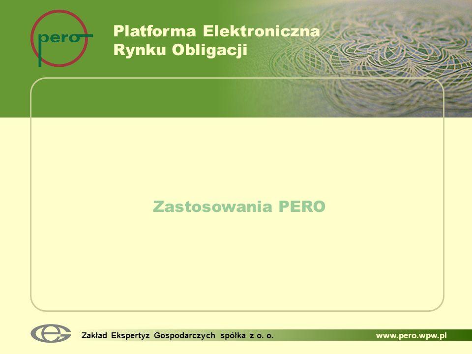 Platforma Elektroniczna Rynku Obligacji