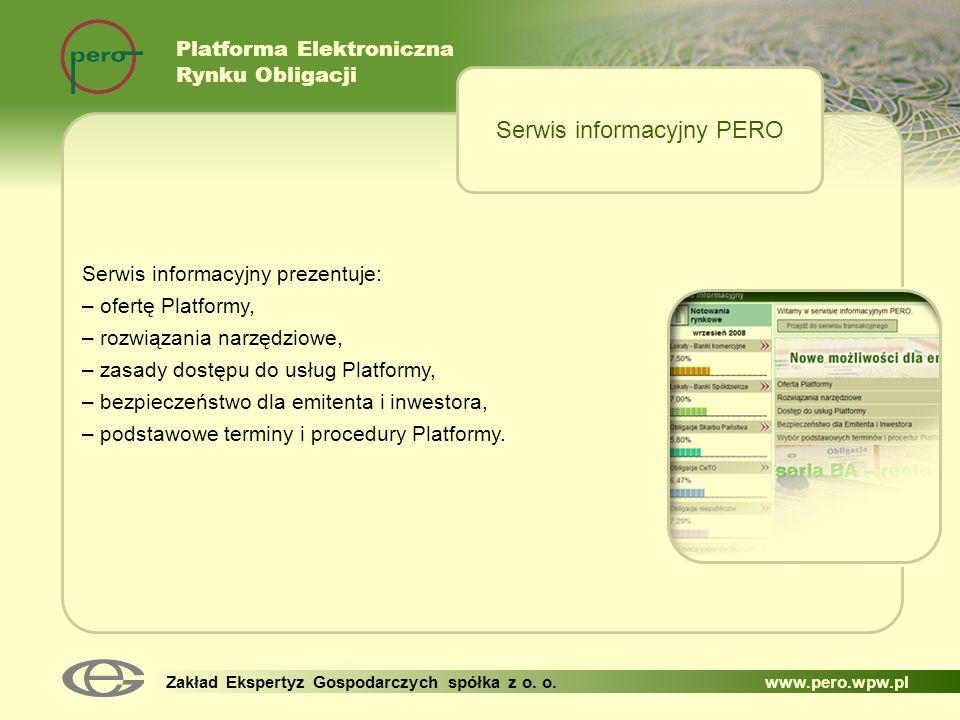 Serwis informacyjny PERO
