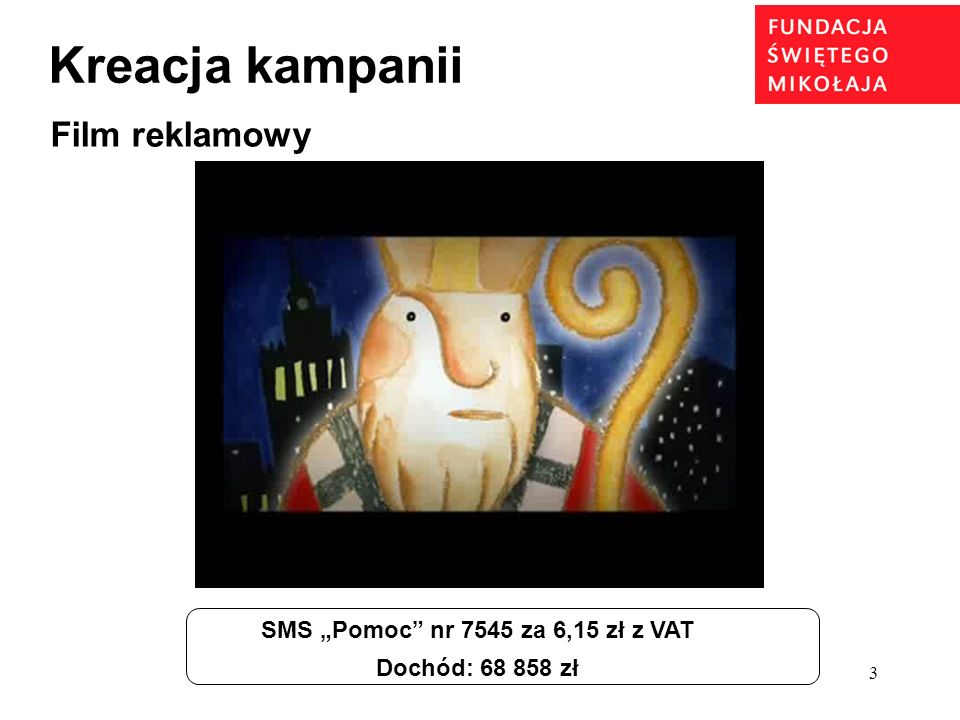 "SMS ""Pomoc nr 7545 za 6,15 zł z VAT"