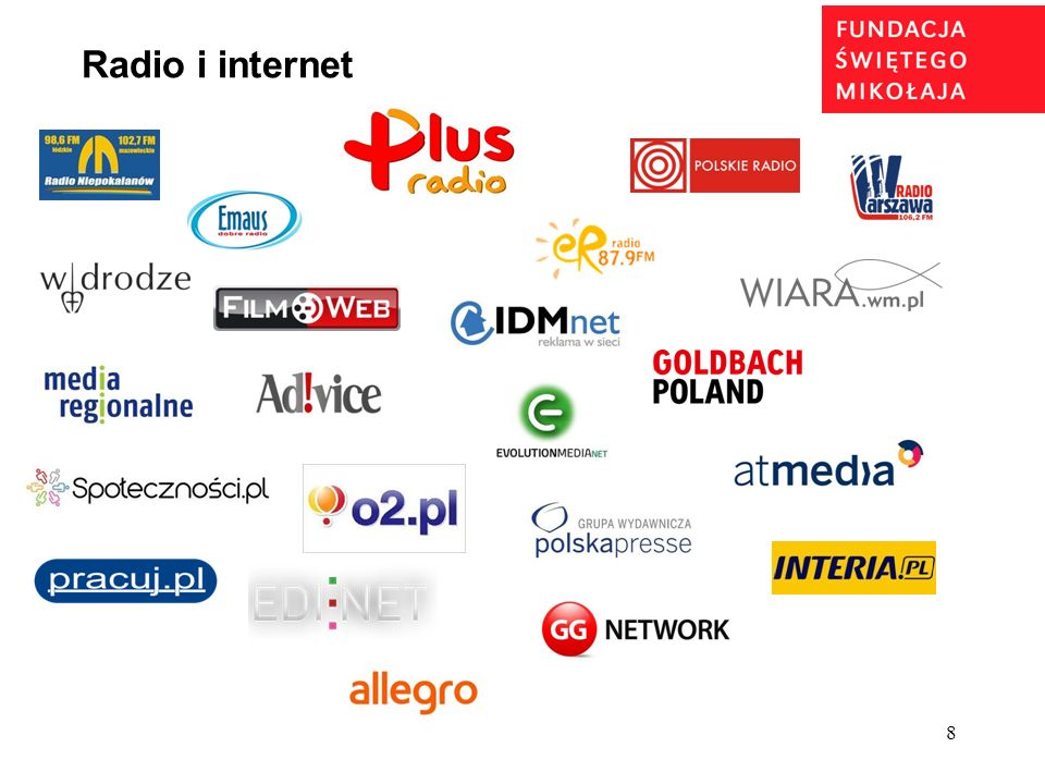 Radio i internet
