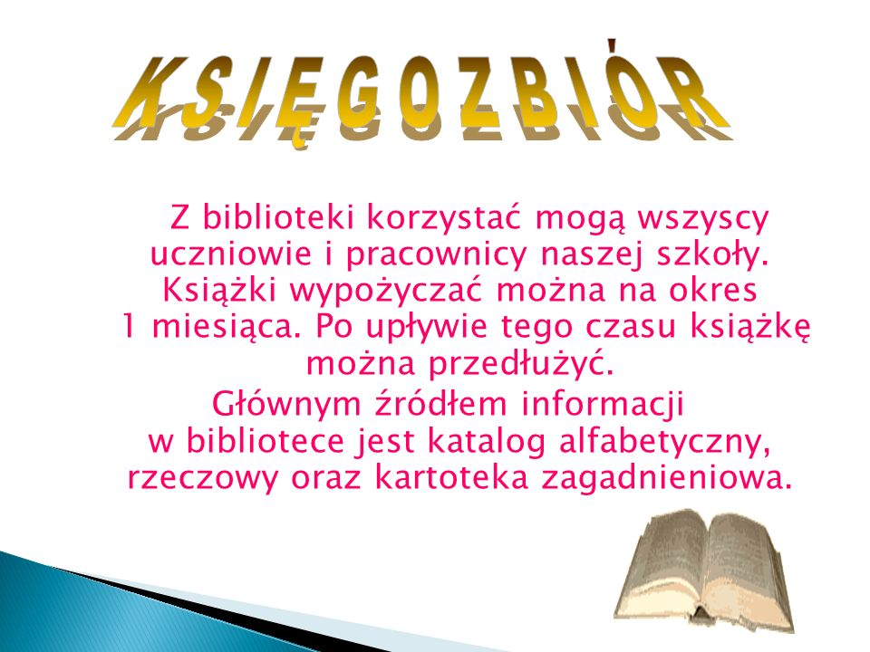 K S I Ę G O Z B I Ó R