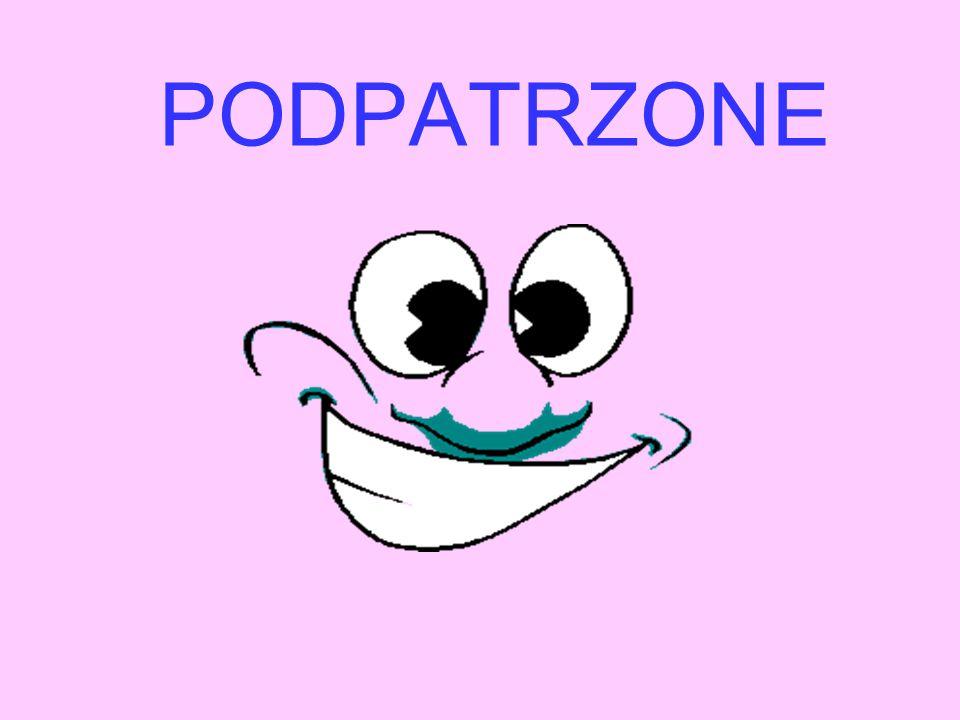 PODPATRZONE