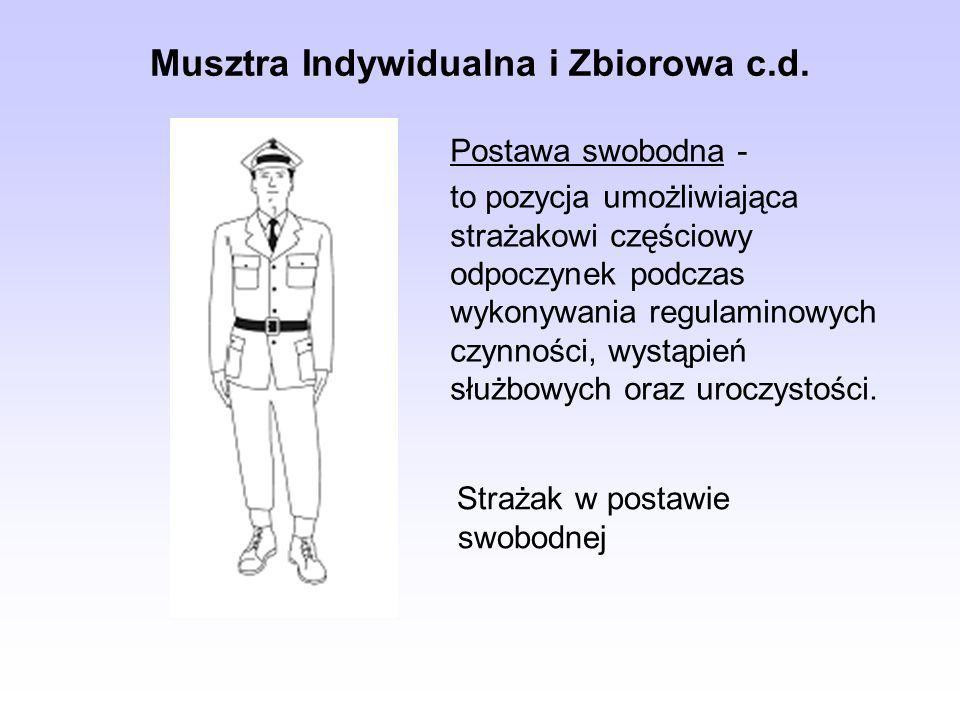 Musztra Indywidualna i Zbiorowa c.d.