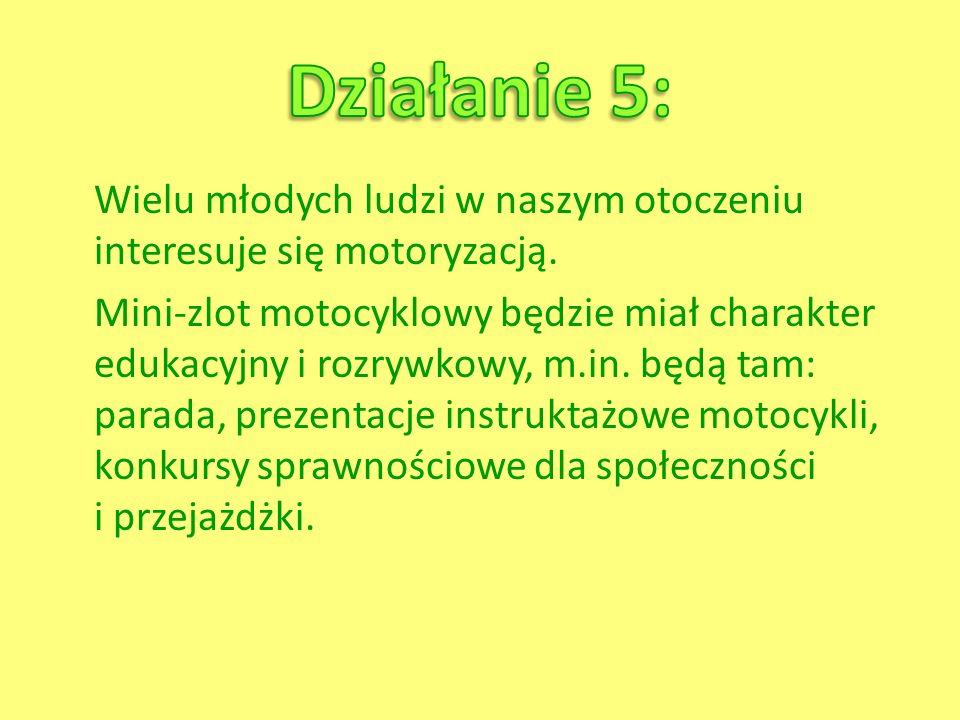 Działanie 5: