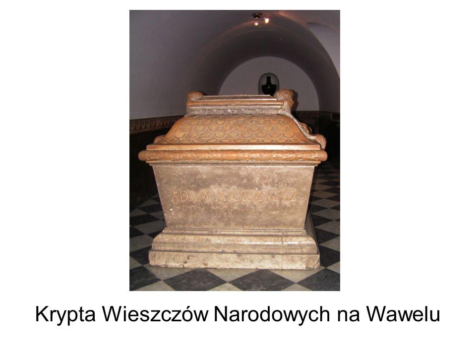 Krypta Wieszczów Narodowych na Wawelu
